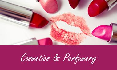 Косметика та парфюмерія