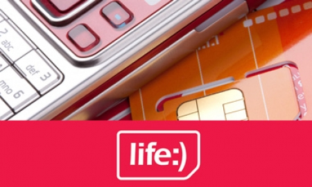 Мобільний звязок life:)